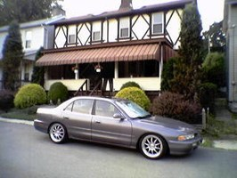 outkastgalants 1995 Mitsubishi Galant photo thumbnail