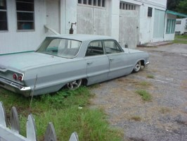 97projects 1963 Chevy Impala photo thumbnail
