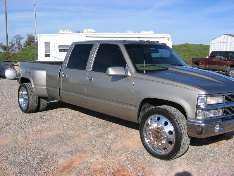 jdjonesjrs 2000 Chevy Dually photo