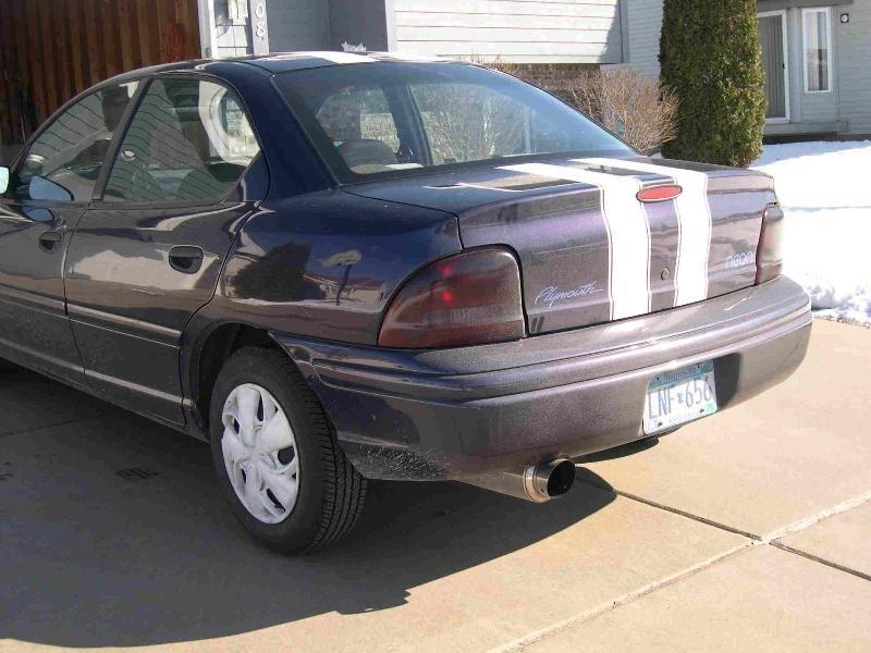 97 neon tuners 1997 Dodge Neon photo