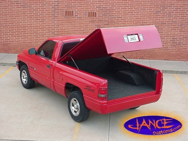 Jance Customss 1994 Dodge Ram 1/2 Ton P/U photo