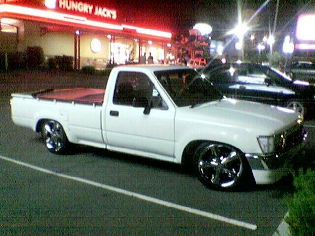 itsmejoes 1993 Toyota 2wd Pickup photo