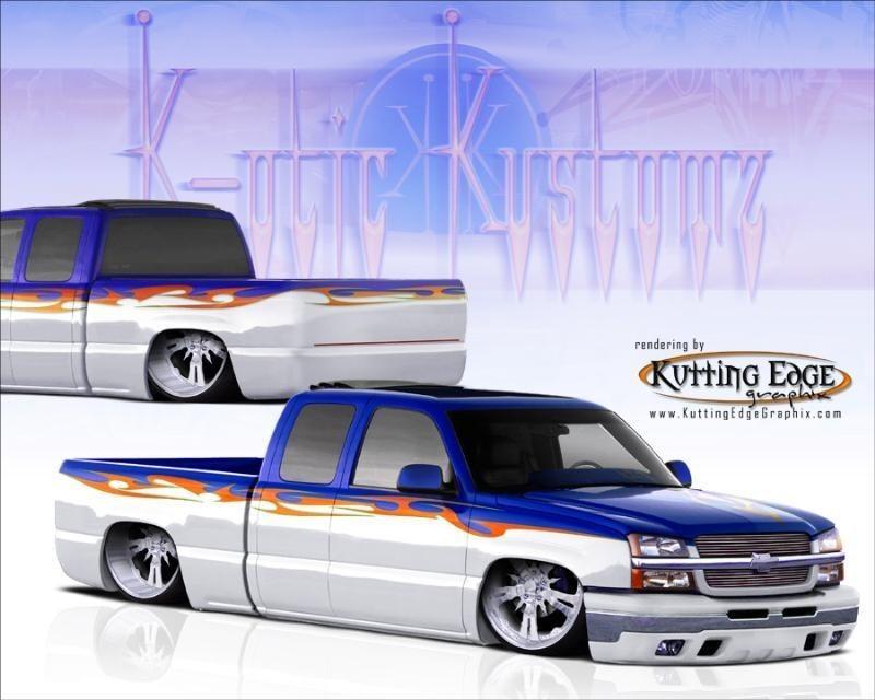 FNURGRLs 2004 Chevrolet Silverado photo