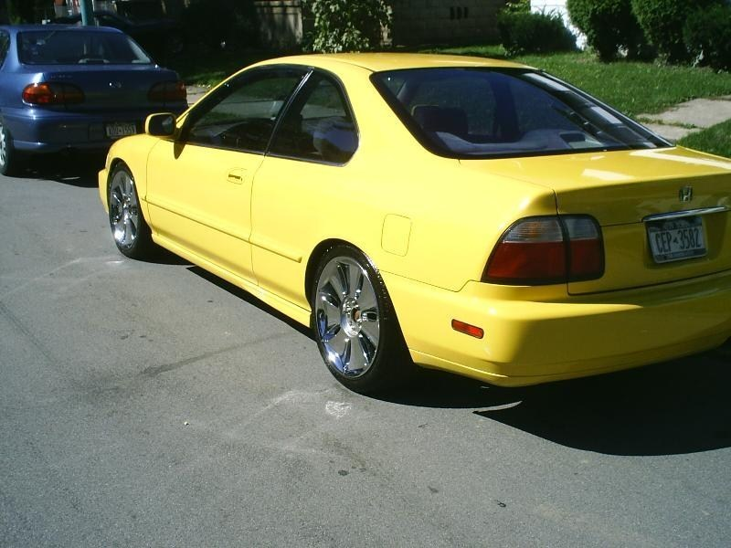 yellowaccords 1997 Honda Accord photo