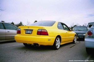 yellowaccords 1997 Honda Accord photo thumbnail