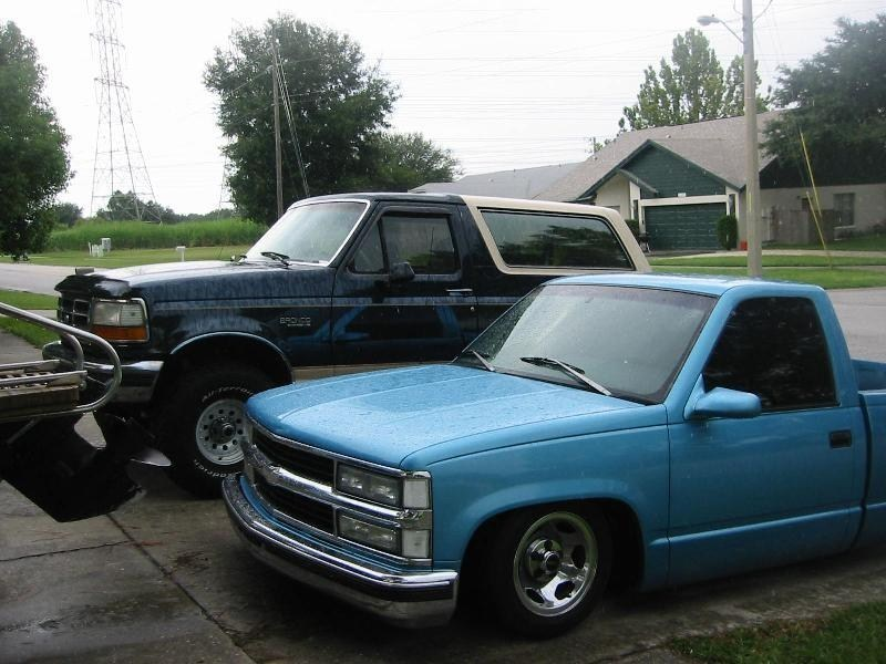 cchevrolow95s 1992 Ford Bronco photo