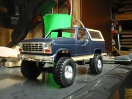 cchevrolow95s 1992 Ford Bronco photo thumbnail