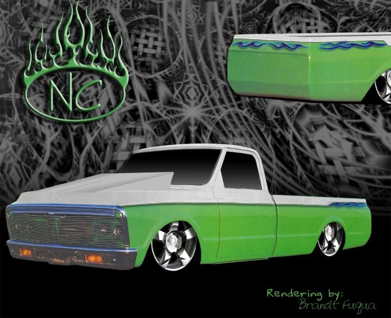 fatnlow71s 1971 Chevy C-10 photo