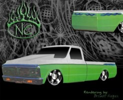 fatnlow71s 1971 Chevy C-10 photo thumbnail