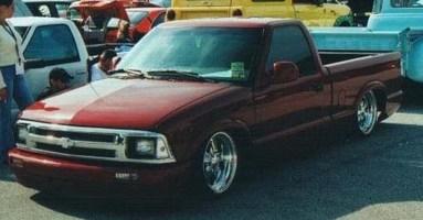 mazdalows 1997 Chevy S-10 photo thumbnail