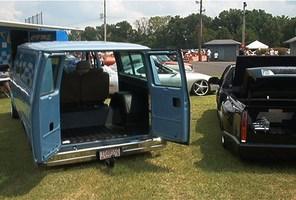 Jimbo1s 1984 Chevy Van photo thumbnail