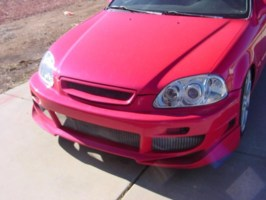 prettyinpinks 1998 Honda Civic photo thumbnail
