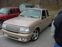 Bumpinranger 93s 1993 Ford Ranger photo thumbnail