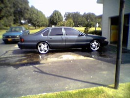 gspot773000s 1996 Chevy Impala photo thumbnail