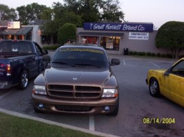 Duranglows 1997 Dodge Durango photo thumbnail