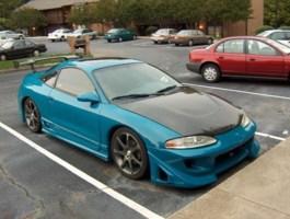 nektrattas 1996 Mitsubishi Eclipse photo thumbnail