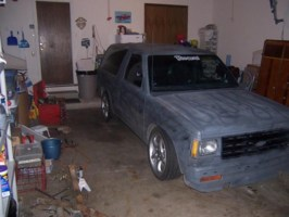 bmxr4life87s 1990 Chevy S-10 Blazer photo thumbnail