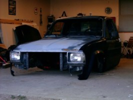 yeckers 1983 Toyota 2wd Pickup photo thumbnail