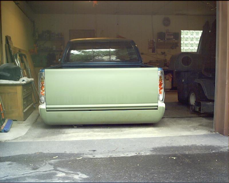 airride sdimes 1995 Chevy S-10 photo