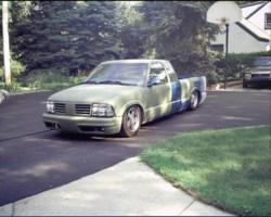 airride sdimes 1995 Chevy S-10 photo thumbnail
