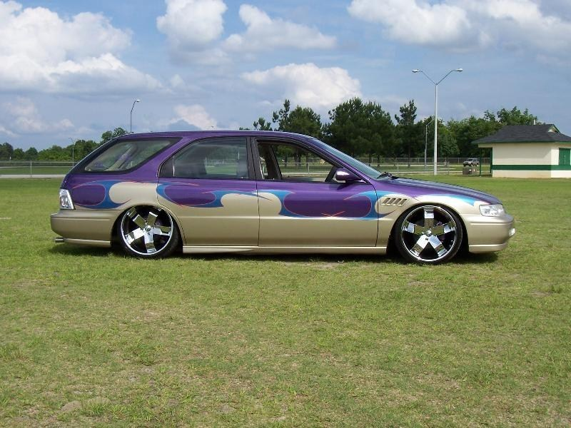 1lochics 1995 Honda Accord Wagon photo