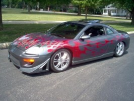 CliftonHs 2002 Mitsubishi Eclipse photo thumbnail