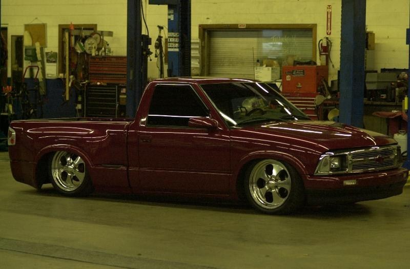 FMCs 1997 Chevy S-10 photo