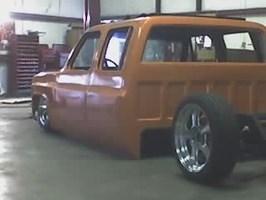 tuckers 1986 Chevy Crew Cab photo thumbnail