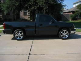 RAcErX336s 2003 Chevrolet Silverado photo thumbnail