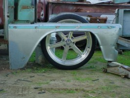 Project SIKty5s 1965 Chevy C-10 photo thumbnail