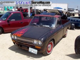 Pops521s 1971 Datsun 521 photo thumbnail