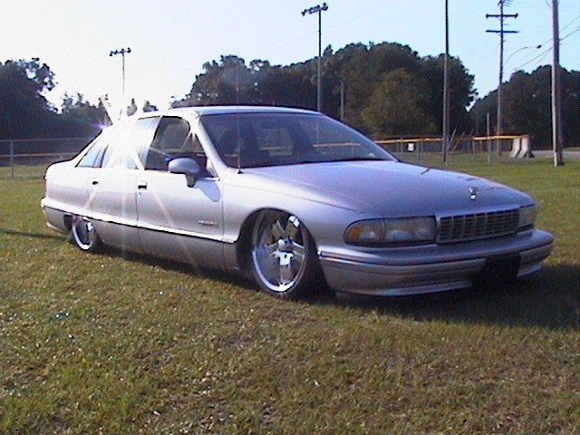 97projects 1991 Chevy Caprice photo