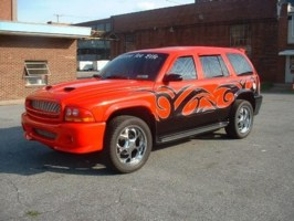 tattooscotts 1999 Dodge Durango photo thumbnail