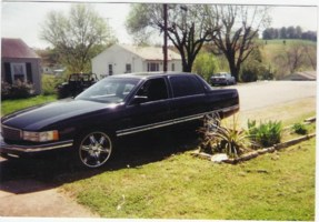 waylons 1994 Cadillac De Ville photo thumbnail