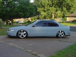 slammed97nissans 1994 Honda Accord photo thumbnail