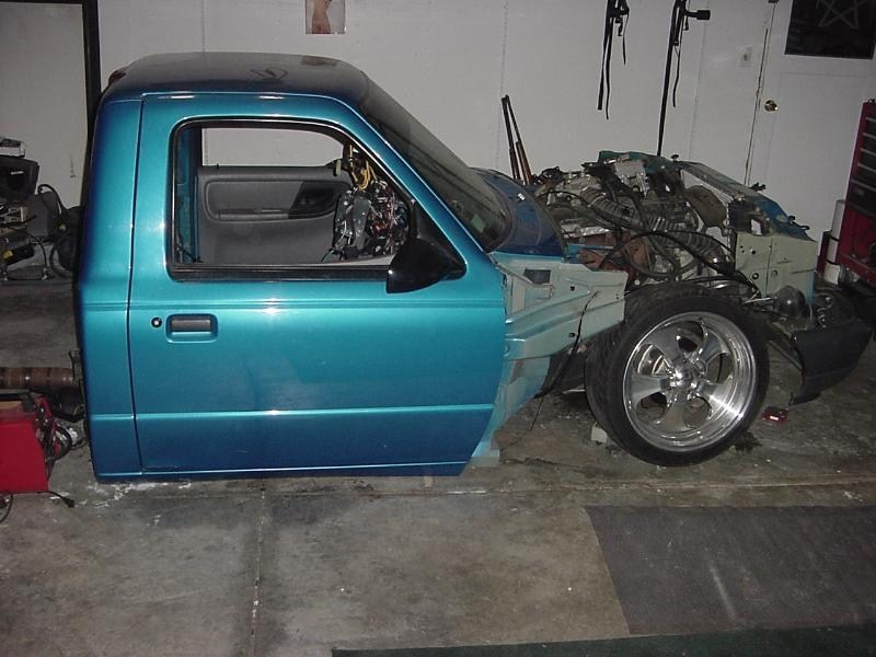 fearces 2000 Ford Ranger photo