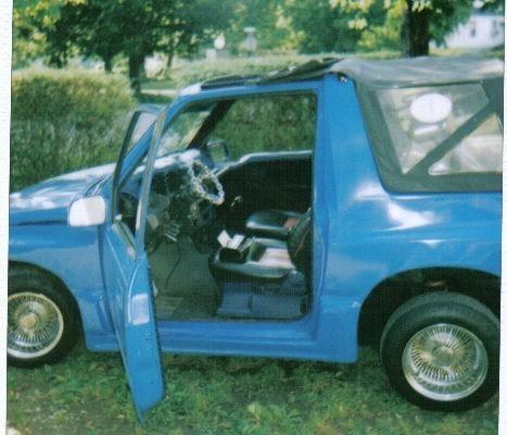 lookwhaticandos 1992 Suzuki Sidekick photo