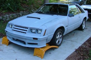 FlatBlackSupras 1982 Ford Mustang photo thumbnail