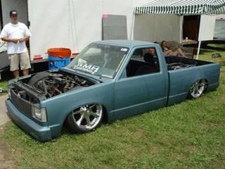 coleskezzies 1987 Chevy S-10 photo