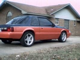 HACKN ITs 1992 Ford Mustang photo thumbnail