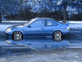 Bciv2000s 2000 Honda Civic SI photo thumbnail