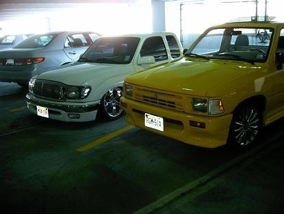 bart3lzs 1993 Toyota 2wd Pickup photo
