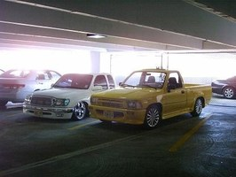 bart3lzs 1993 Toyota 2wd Pickup photo thumbnail