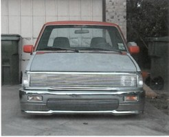 bizps 1990 Mazda B2200 photo thumbnail