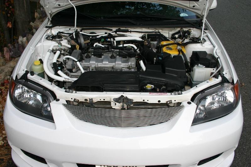 nikkifresh03s 2002 Mazda Protege photo