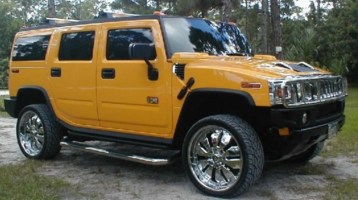 Duckns 2003 GMC Hummer photo thumbnail