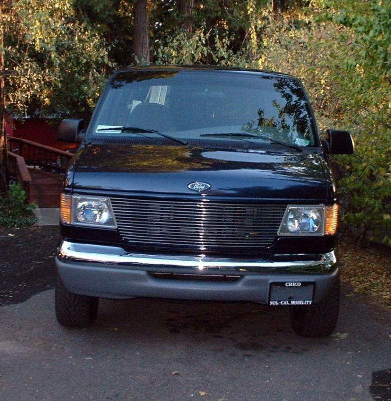 blown454sss 2000 Ford F/S Van photo