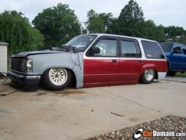 slammedxonairs 1991 Ford  Explorer photo thumbnail