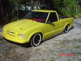 tuckinracers 1995 Chevy S-10 photo thumbnail