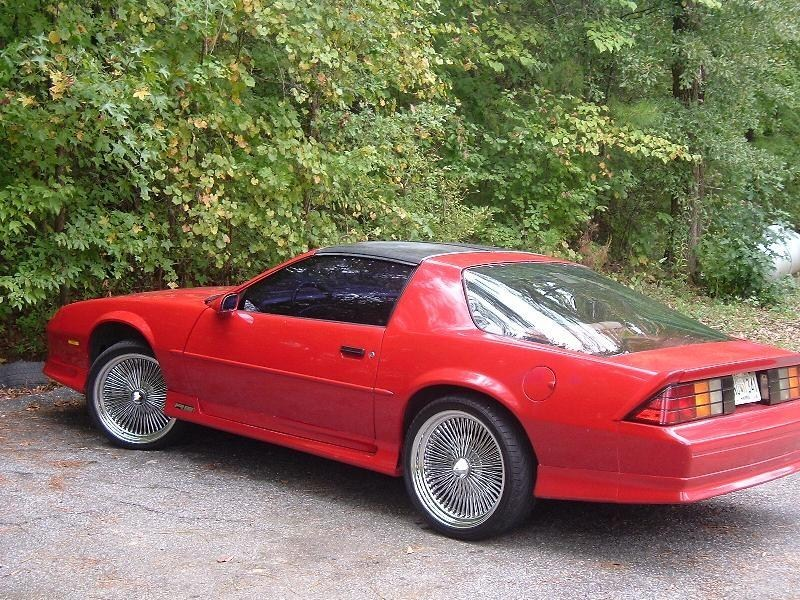 idarkiceis 1992 Chevy Camaro photo